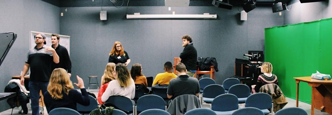 Beasley Studio Classroom