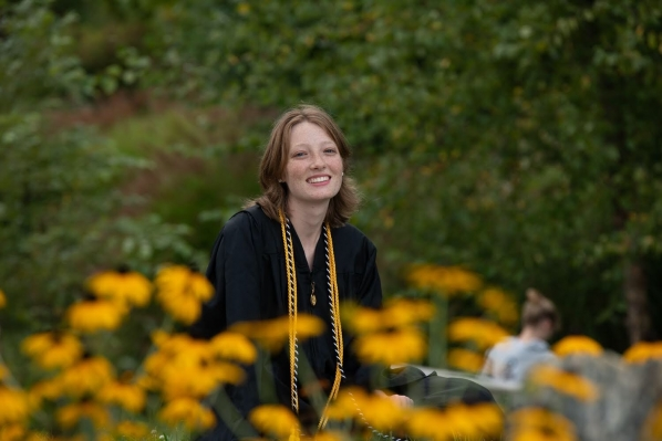 Nora Smith Fall Commencement